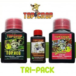 Tri-pack Top Crop...